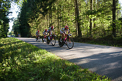 Giusifredi Servetto at the Crescent Vargarda - a 42.5 km team time trial, starting and finishing in Vargarda on August 11, 2017, in Vastra Gotaland, Sweden. (Photo by Sean Robinson/Velofocus.com)