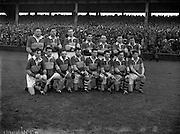 24/08/1958<br /> 08/24/1958<br /> 24 August 1958<br /> All Ireland Senior Football semi-final Kerry v Derry at Croke Park Dublin.