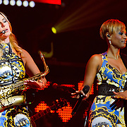 NLD/Amsterdam/20190215 - Ladies of Soul 2019, Candy Dulfer en Edsilia Rombley