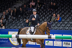 Greve Willem, NED, Juwel SFN<br /> KWPN hengstenkeuring - 's Hertogenbosch 2020<br /> © Hippo Foto - Dirk Caremans<br /> 30/01/2020