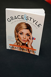 "© Licensed to London News Pictures. 20/02/2016<br /> Grace Helbig Comedian,actress,author and YouTube personality at Waterstones book store Bluewater,Greenhithe,Kent to meet hundreds of fans who have come to buy her new book  ""Grace&Style"".<br />  <br />  (Byline:Grant FalveyLNP)"