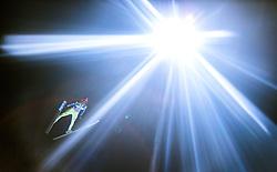 05.01.2015, Paul Ausserleitner Schanze, Bischofshofen, AUT, FIS Ski Sprung Weltcup, 63. Vierschanzentournee, Qualifikation, im Bild Richard Freitag (GER) // during Qualification of 63rd Four Hills Tournament of FIS Ski Jumping World Cup at the Paul Ausserleitner Schanze, Bischofshofen, Austria on 2015/01/05. EXPA Pictures © 2015, PhotoCredit: EXPA/ JFK