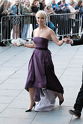 Pictured Lysette Anthony at the British Soap Awards 2017<br /> British actress Lysette Anthony has accused  Harvey Weinstein of rape<br /> <br /> (c) Alex Todd   Edinburgh Elite media
