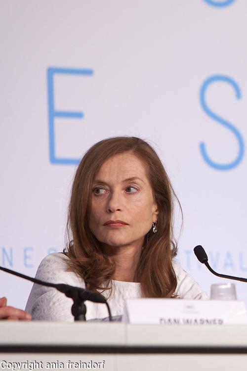 """Valley Of Love"" Conference de presse - The 68th Annual Cannes Film Festival"