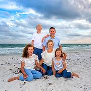 Brey Family Beach Photos