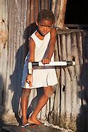 Water use in Warf Jeremey in Port-au-Prince where many got cholera .