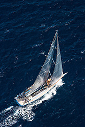 France Saint - Tropez October 2013, Wally Class racing at the Voiles de Saint - Tropez<br /> <br /> W,FRA 888,RYOKAN,24,WALLY 80/2007,BRUCE FARR