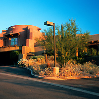 USA, Arizona, Fountain HIlls. Inn at Eagle Mountain Golf Resort Reception