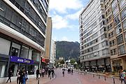Modern Bogota, Colombia