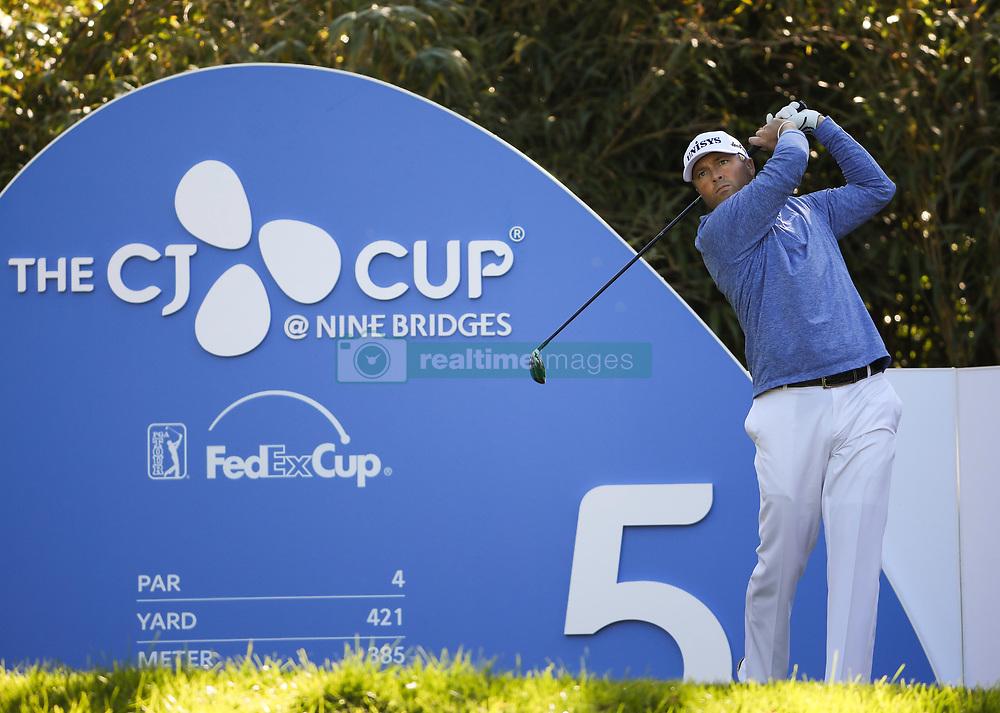 Golf 2018: CJ Cup Nine Bridges | RealTime Images