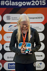 YOUNG Colleen USA at 2015 IPC Swimming World Championships -  Women's 100m Backstroke S13