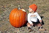 Hungry Halloween Pumpkin Eater
