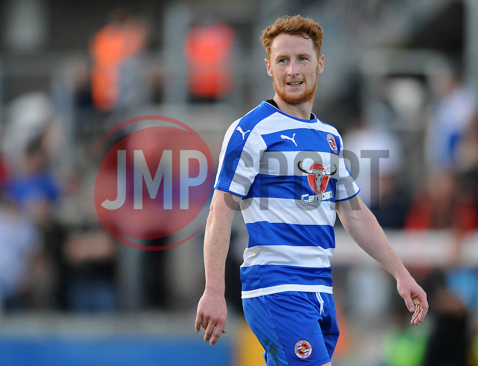 New signing, Stephen Quinn of Reading - Mandatory by-line: Dougie Allward/JMP - 21/07/2015 - SPORT - FOOTBALL - Bristol,England - Memorial Stadium - Bristol Rovers v Reading - Pre-Season Friendly