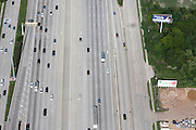 Massive highway in Houston, TX area