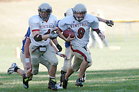 Varsity football Holderness School versus Kent Hills October 2, 2010