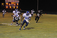 Water Valley's Kenon Kirkwood (33) vs. Independence in high school football action in Independence, Miss. on Friday, August 19, 2011. Water Valley won 42-0.