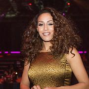 NLD/Hilversum/20131208 - Miss Nederland finale 2013, Glennis Grace