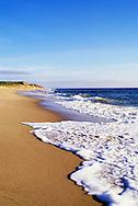 Surf at Nauset Light Beach, Cape Cod National Seashore