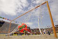 Football-FIFA Beach Soccer World Cup 2006 - Semi Finals, France - Uruguay, Beachsoccer World Cup 2006. Rio de Janeiro - Brazil 11/11/2006. Mandatory credit: FIFA/ Manuel Queimadelos