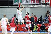 Andrea Bargnani<br /> Milano vs BASKONIA VITORIA GASTEIZ<br /> BASKET Euroleague 2016-2017<br /> Milano 15/11/2016 <br /> FOTO CIAMILLO