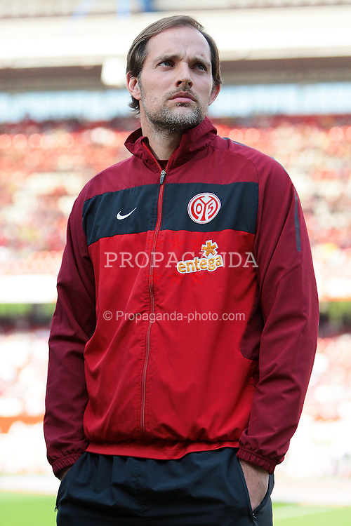 24.04.2011, easy Credit Stadion, Nuernberg, GER, 1.FBL, 1. FC Nuernberg / Nürnberg vs 1. FSV Mainz 05, im Bild:.Thomas Tuchel (Trainer Headcoach Mainz).EXPA Pictures © 2011, PhotoCredit: EXPA/ nph/  Will       ****** out of GER / SWE / CRO  / BEL ******