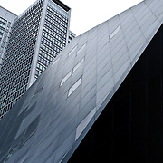 Architectural Design of the Contemporary Jewish Museum of San Francisco
