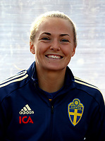 International Women's Friendly Matchs 2019 / <br /> Womens's Algarve Cup Tournament 2019 - <br /> Portugal v Sweden 2-1 ( Municipal Stadium - Albufeira,Portugal ) - <br /> Magdalena Eriksson of Sweden