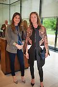 SIBYLLE SAFYURTLU; AURELIE BIDERMANN, Exhibition opening.- Rory McEwen - The Colours of Reality,   Shirley Sherwood Gallery of Botanical Art, Kew Gardens, TW9 2AH , London.  May 20, 2013