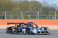 Ross Kaiser (GBR) / James Swift (GBR) / Terrence Woodward (GBR)  #6 360 Racing, Ligier JS P3, Nissan VK50VE 5.0 L V8, during the Race  as part of the ELMS 4 Hours of Silverstone 2016 at Silverstone, Towcester, Northamptonshire, United Kingdom. April 16 2016. World Copyright Peter Taylor. Copy of publication required for printed pictures.