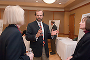 18034Founders Day Celebration  in New Baker Center 2/02/07:Poster Sessions ....Mike Williford, Valerie Conley