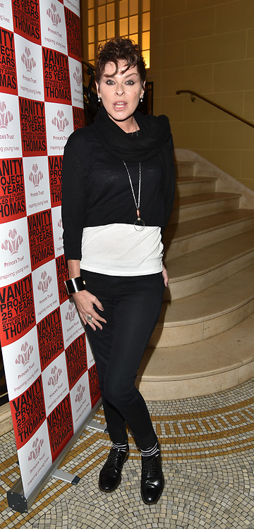 London,UK, 26th Feb 2015 : Lisa Stansfield attends the Vanity Project for the Prince's Trust at Hotel Cafe Royal in London. Photo by See Li