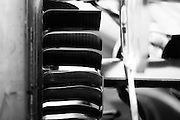 May 25-29, 2016: Monaco Grand Prix. Mercedes F1 detail