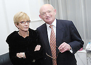 Anne Robinson speaking at an Addaction event in 2007, Mayfair, London, Great Britain <br /> 12th December 2007 <br /> <br /> Anne Robinson <br /> Charlie Wilson (ex-husband)