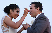 2013/08/10:  Melanie &amp; Pablo Wedding<br /> <br /> Photos by Michael Chen