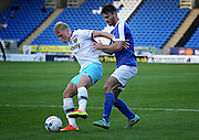 West Ham no 2 Alex Pike during the Pre-Season Friendly match between Peterborough United and West Ham United at London Road, Peterborough, England on 19 July 2016. Photo by Nigel Cole.