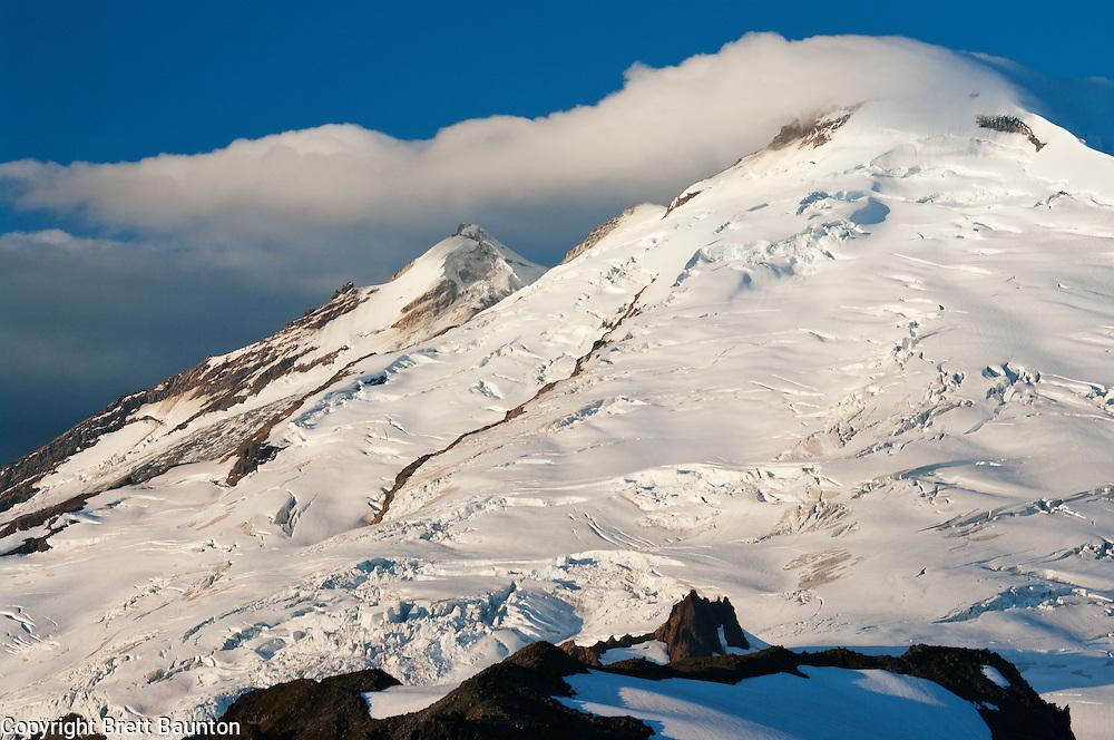 Mt. Baker Wilderness Area; Ptarmigan Ridge, Glacier, NE Face; Washington State;