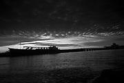 Porto,  município , Santa Vitória do Palmar  , Rio Grande do Sul, Comunidade de Pescadores , Colônia Z16. população tradicional