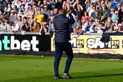 Bristol Rovers manager Graham Coughlan prior to kick off  - Mandatory by-line: Ryan Hiscott/JMP - 30/03/2019 - FOOTBALL - Memorial Stadium - Bristol, England - Bristol Rovers v Luton Town - Sky Bet League One