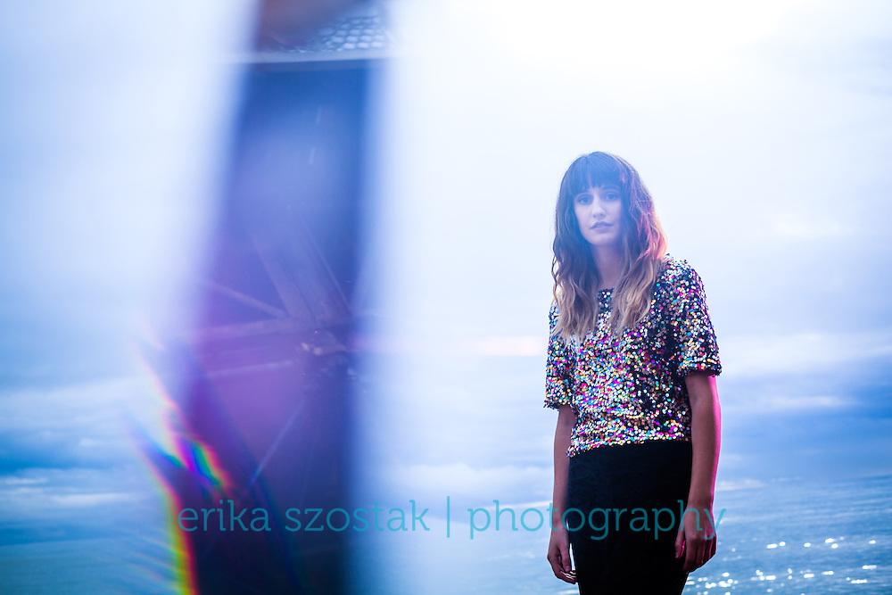 Music industry promo shot photographer Brighton