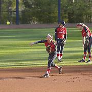 180313 Samford vs Mississippi State Softball