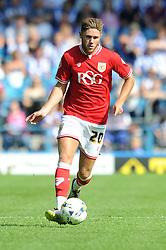 Wes Burns of Bristol City - Mandatory byline: Dougie Allward/JMP - 07966386802 - 08/08/2015 - FOOTBALL - Hillsborough Stadium -Sheffield,England - Sheffield Wednesday v Bristol City - Sky Bet Championship
