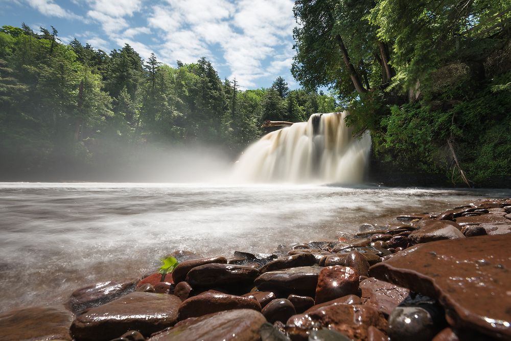 Manabezho Falls<br />