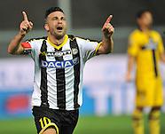 2014/09/29 Udinese vs Parma 4-2