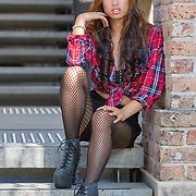 Leanne's Modeling Shoot