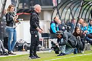 NIJMEGEN- 07-05-2017, NEC - AZ,  Stadion De Goffert, 2-1, NEC Nijmegen trainer/coach Ron de Groot