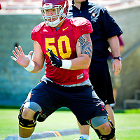 USC Football Fall Camp 08.07.2014