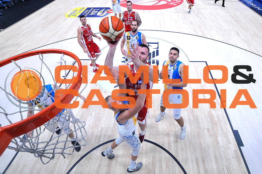 Milan Macvan<br /> Olimpia EA7 Emporio Armani Milano - Vanoli Cremona<br /> Lega Basket Serie A 2016/2017<br /> PlayOff semifinale gara 2<br /> Milano 14/05/2017<br /> Foto Ciamillo-Castoria / I.Mancini