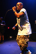 D.C.Q performs at Mos Def's Estatic Tour featuring DcQ and Jay Electronica held at the 9:30 Club in Washington D.C on August 9, 2009