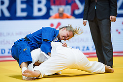 FRANSSEN Juul of the Netherlands competes on July 27, 2019 at the IJF World Tour, Zagreb Grand Prix 2019, in Dom Sportova, Zagreb, Croatia. Photo by SPS / Sportida