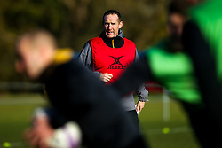 Wasps Defence Coach Ian Costello during training ahead of the European Challenge Cup fixture against SU Agen - Mandatory by-line: Robbie Stephenson/JMP - 18/11/2019 - RUGBY - Broadstreet Rugby Football Club - Coventry , Warwickshire - Wasps Training Session